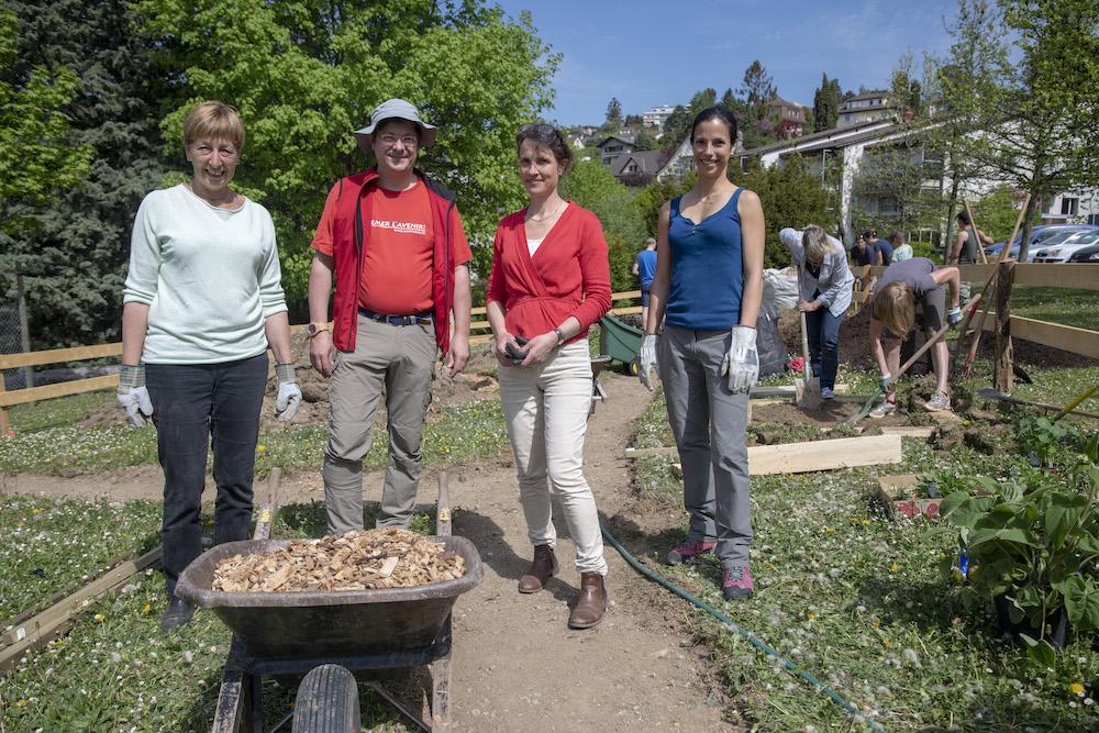 jardin de permaculture des Liaudes